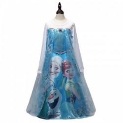 Robe Reine des Neiges 4-5A