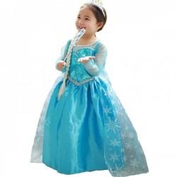 Robe Reine des Neiges Elsa...